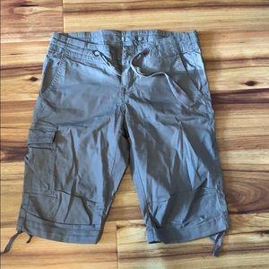 Prana cargo shorts
